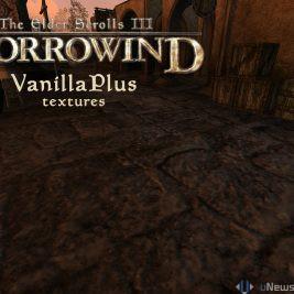 Morrowind VanillaPlus textures