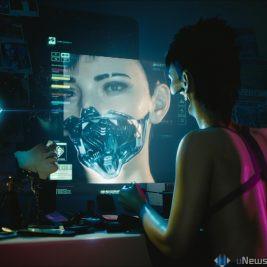 cyberpunk 2077 маски instagram дата выхода фильтр