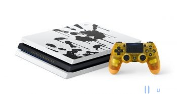 Death Stranding PS4 Dualshock