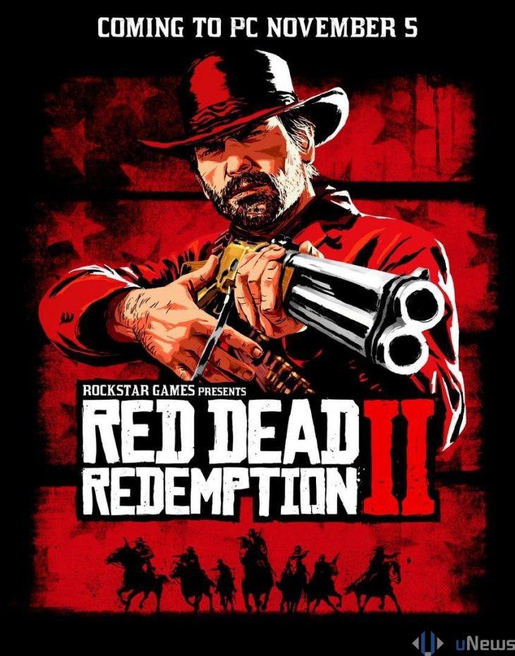 RDR 2 PC red dead redemption 2 пк