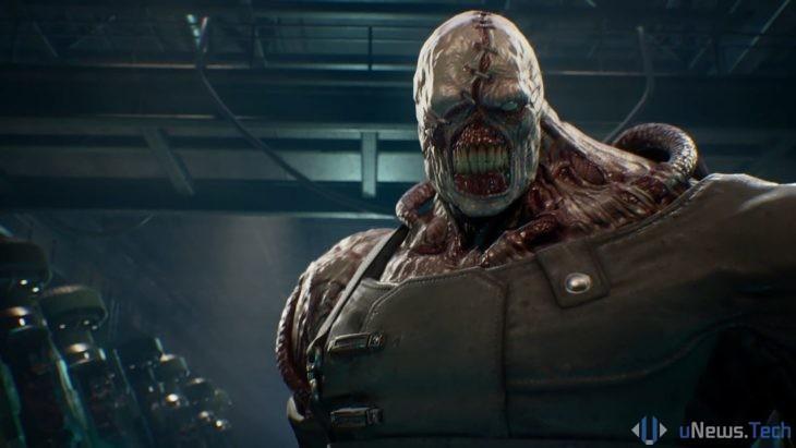 Resident evil 3 remake re3 remake