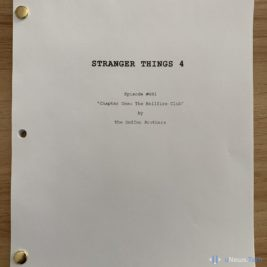 Stranger Things 4 сезон