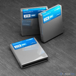 playstation 5 ssd картриджи жесткий диск