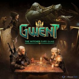 Gwent The Witcher Card
