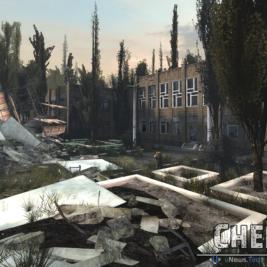 Left 4 dead 2 Chernobyl Чернобыль