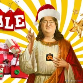 Steam распродажа скидки новогодняя распродажа
