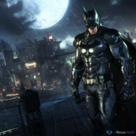 Batman Arkham Knight Earth 2 Dark Knight Skin