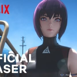 Ghost in the Shell SAC_2045 Netflix